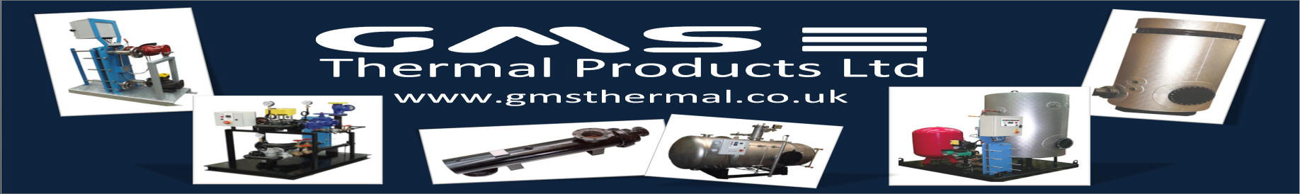 GMS Thermal Products are a major provider of bespoke heat transfer and pressurisation equipment